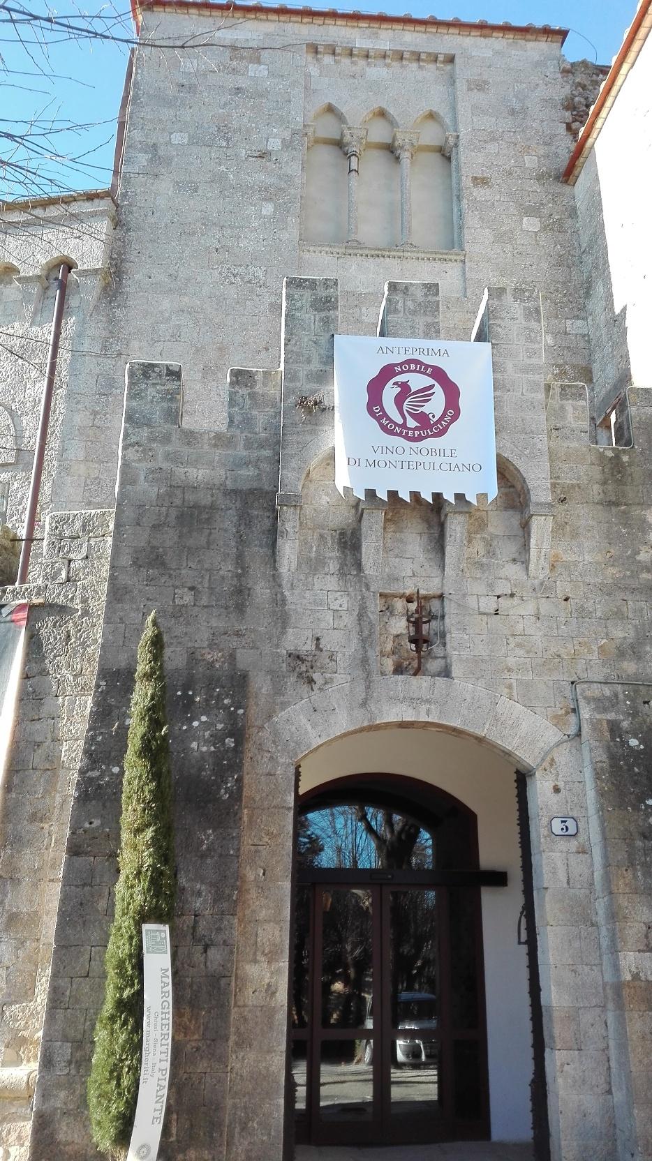 Fortezza Montepulciano