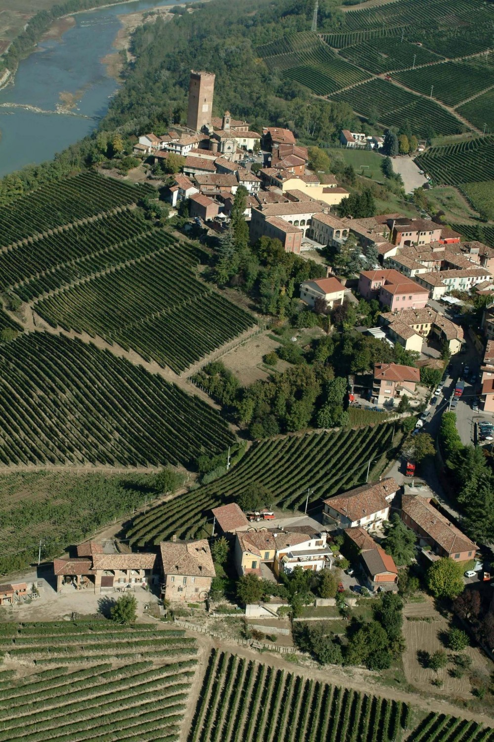 GAJA Barbaresco village