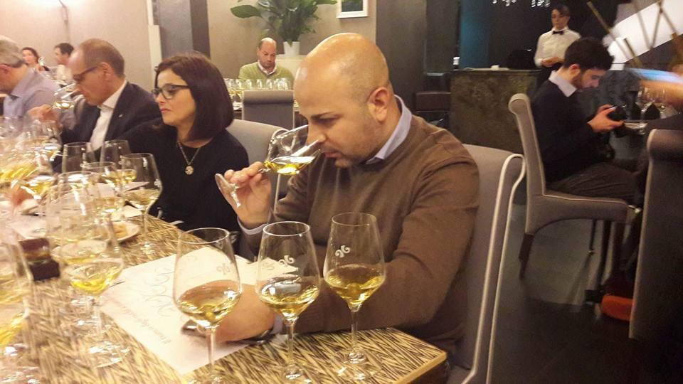 Gennaro Reale con Nicoletta Gargiulo ed Ernesto La Matta