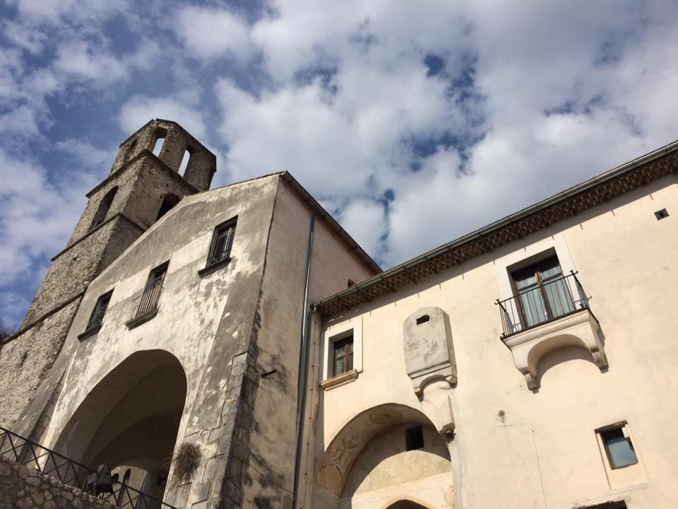 Giffoni Valle Piana, Complesso di San Francesco