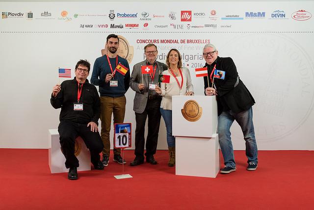 Giuria n. 10 Concorso Mondiale di Bruxelles 2016 a Plovdiv