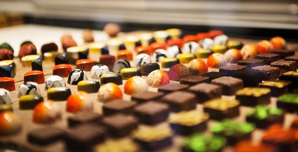 Grue, i cioccolatini