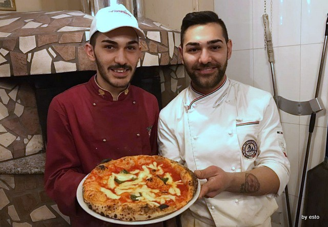 Jolly Gennaro e Angelo Catapano la margherita