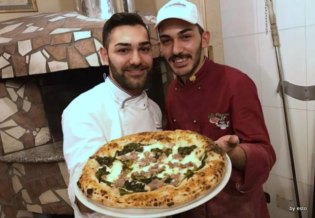 Jolly Gennaro e Angelo Catapano salsiccia e friarielli