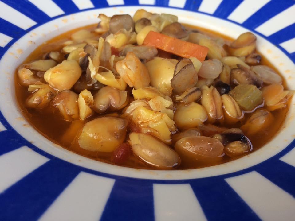 La Dispensa San Salvatore, zuppa di cicerchie