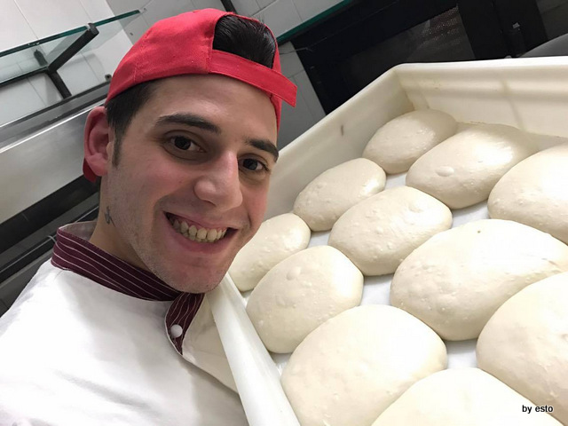 La Fazenda Raffaele Zaccariello l'impasto