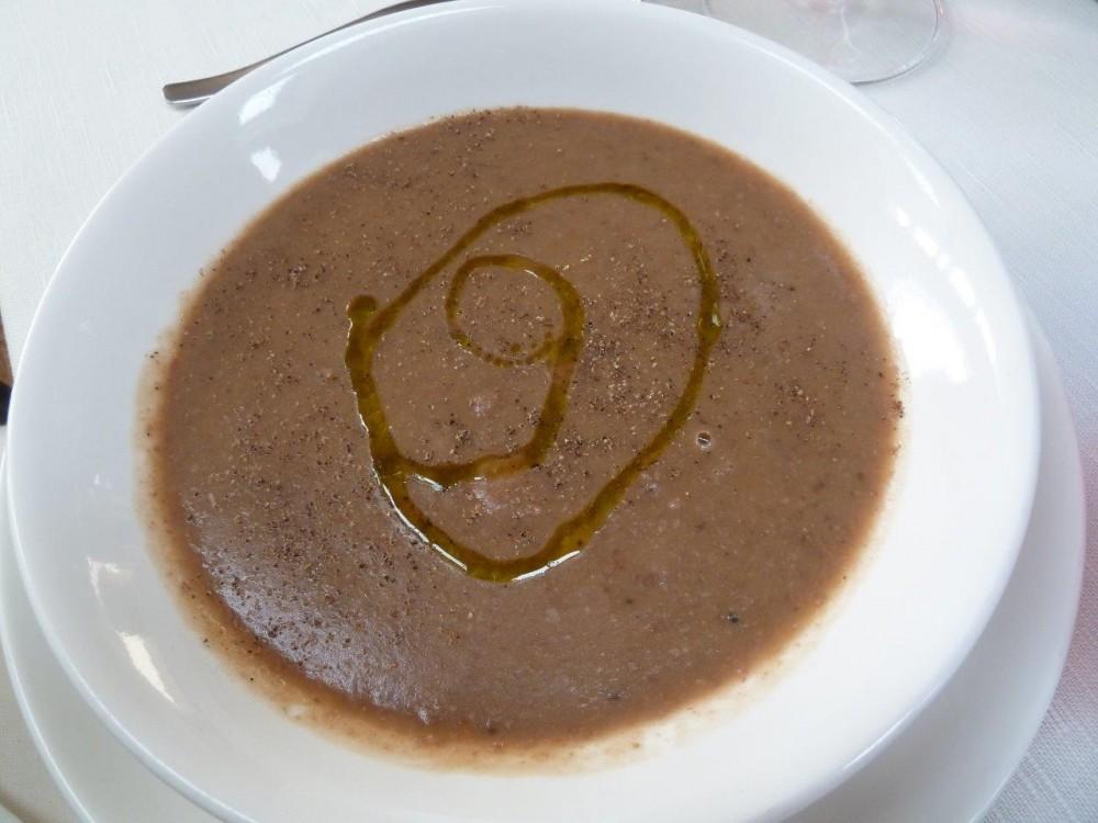La Piana, zuppa di fagioli