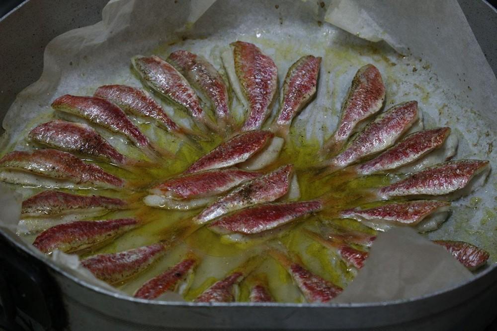 La Taverna del Mozzo Triglie rosse di Punta Licosa