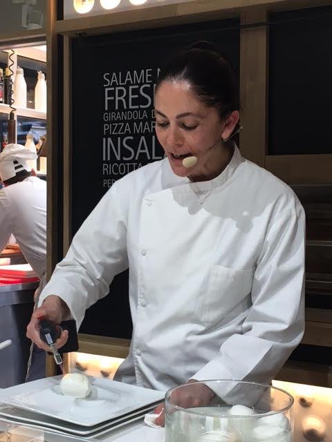 La chef Rosanna Marziale
