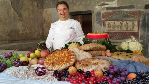 Lo Chef Paolo Gramaglia presenta il Pane Artalaganus