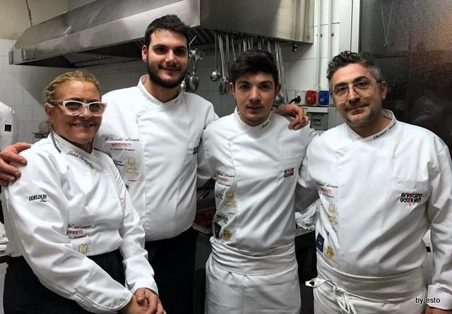 Luisa Evangelista Stefano Parrella Antonio e Vincenzo Nocerino