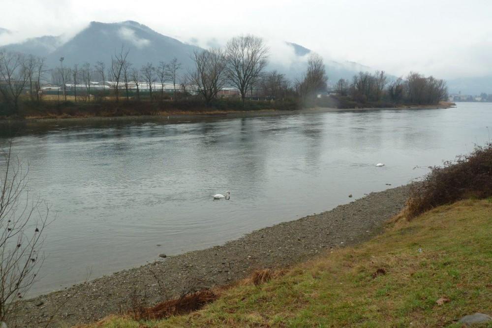 Marascia, il fiume