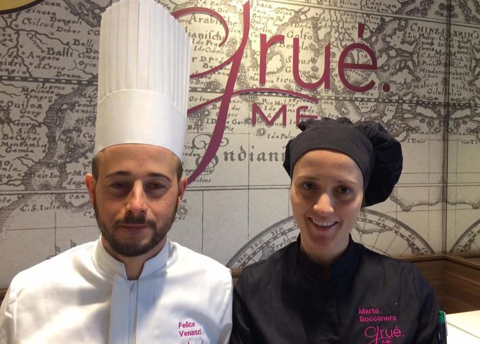 Marta Boccanera e Felice Venanzi