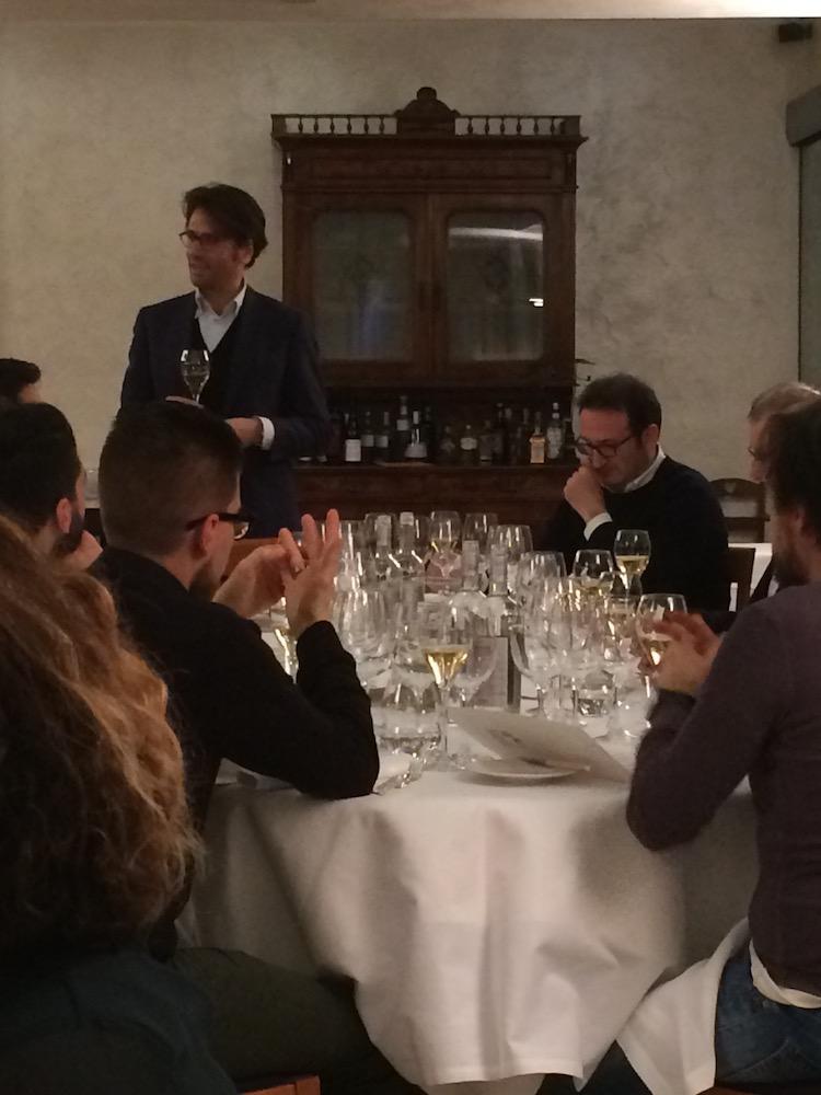 Massimo di Cintio presenta la serata