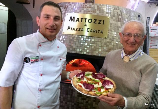 Mattozzi Napoli Piazza Carita Paolo e Lello Surace