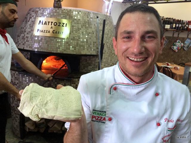 Mattozzi Paolo Surace l'impasto