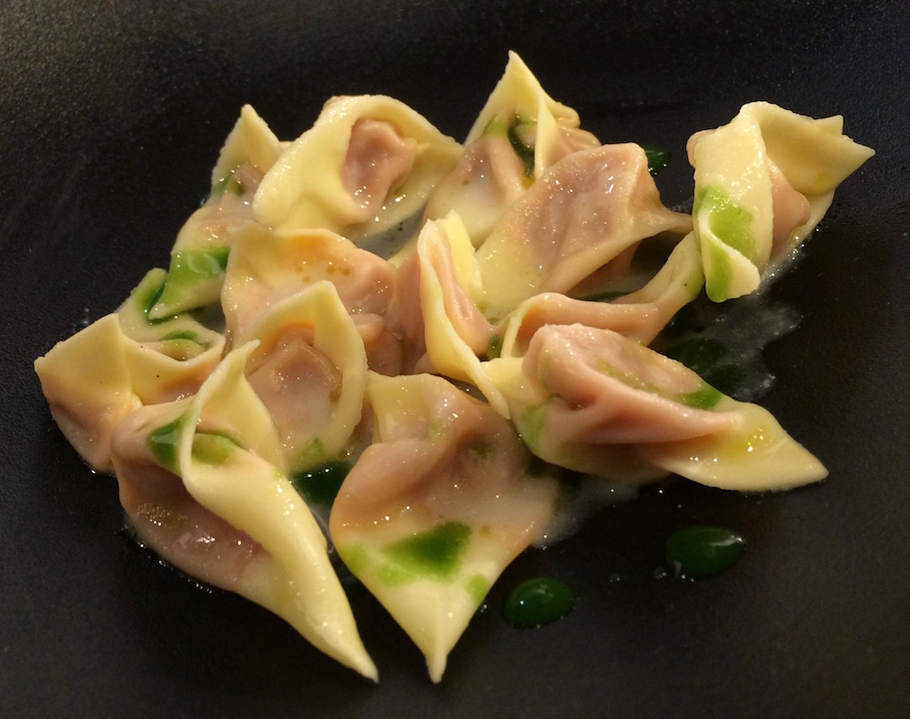 Meet in Cucina - Cappelletti con ventricina vastese