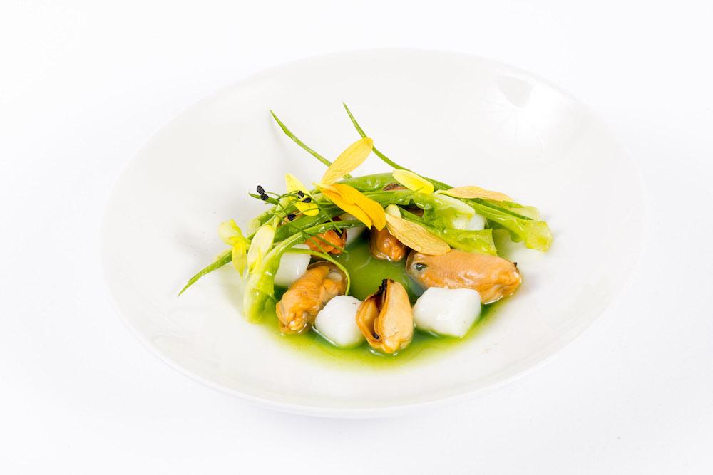 Meet in Cucina - Gnocchi di brodo di pecorini e cozze