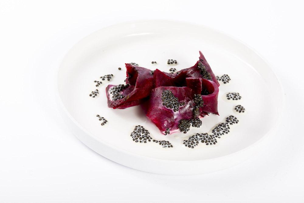 Meet in Cucina - Rapa rossa con caviale