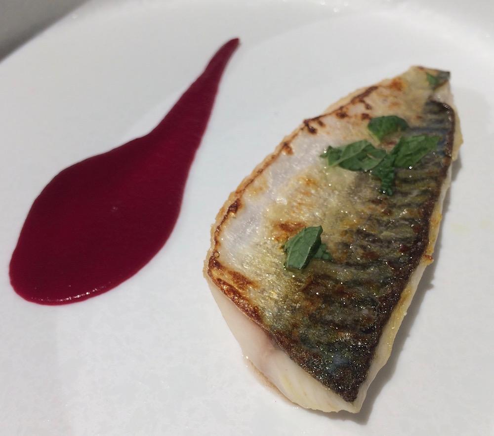 Meet in Cucina  - Sgombro e rapa rossa