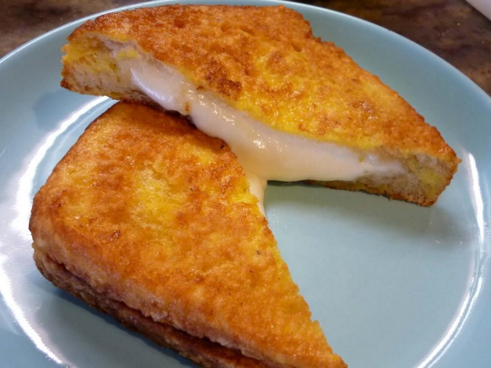 Mozzarella in carrozza, foto dal web