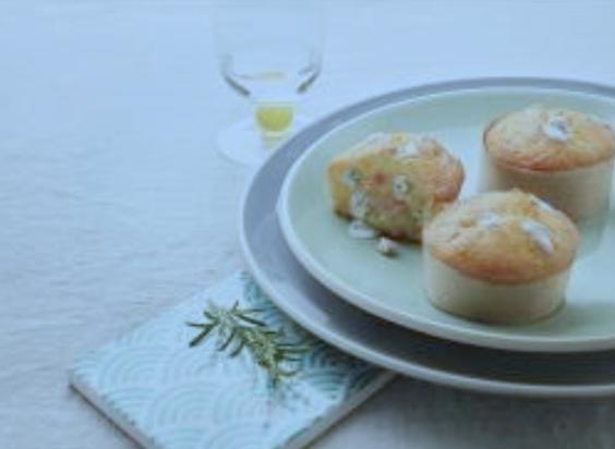 Muffin pancetta e Gorgonzola