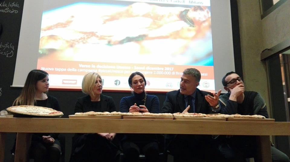 Pizza Unesco, il convegno da Fratelli La Bufala