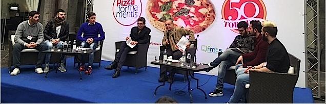 I giovani pizzaioli di pizza Formamentis