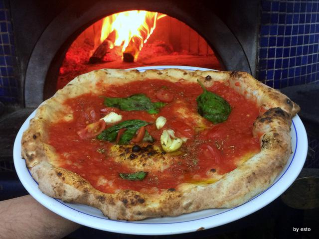 Pizzeria Brandi  La Marinara