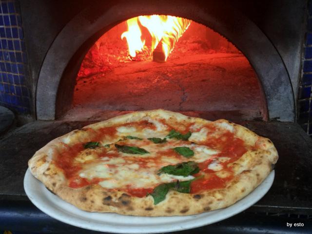 Pizzeria Brandi La Pizza Margherita