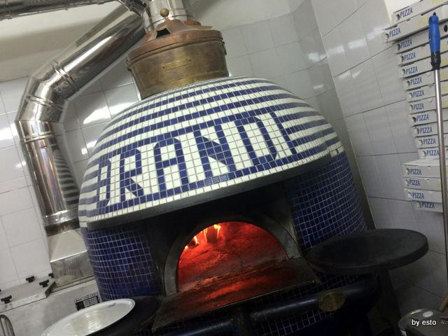 Pizzeria Brandi  i forni