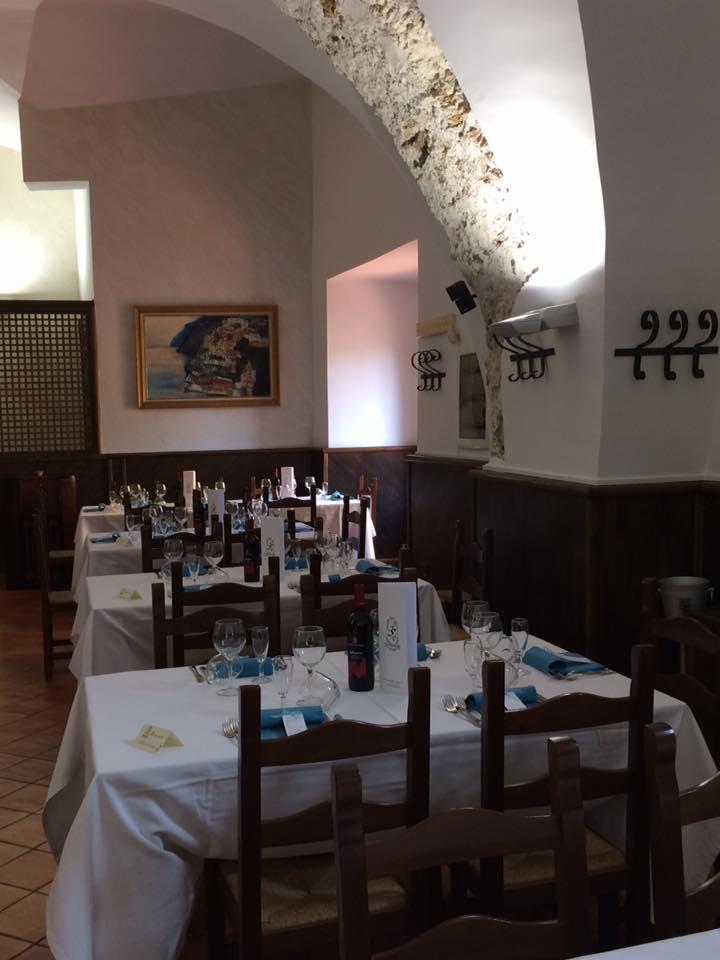 San Francesco, la sala