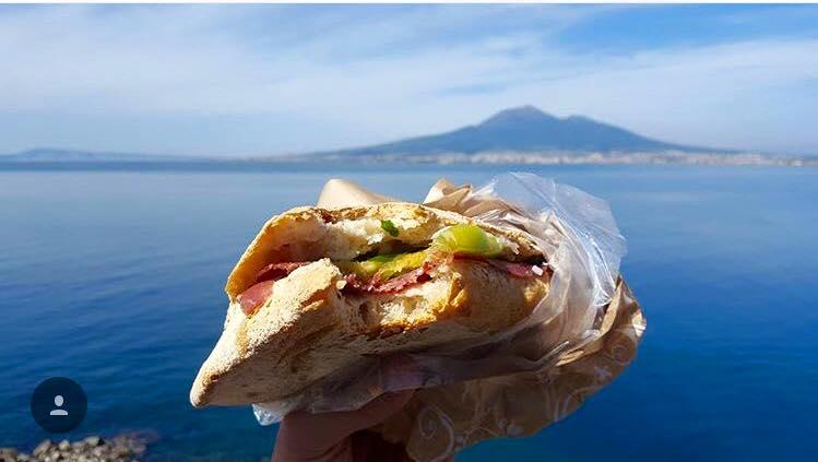 Sapori in Corso, panino panoramico