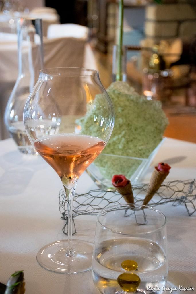 Taverna Estia, particolare calice