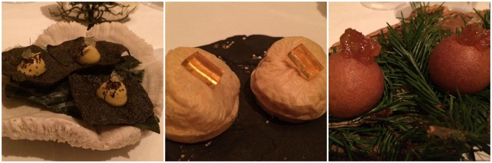 The Ledbury, amuse bouche