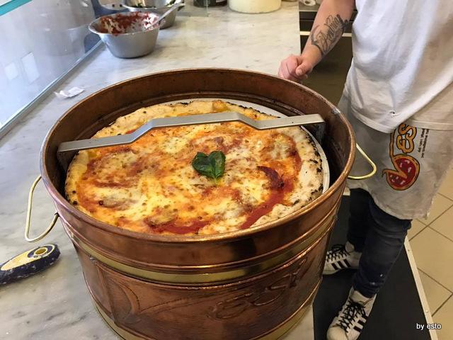Vesi Celiaci la stufa con le pizze