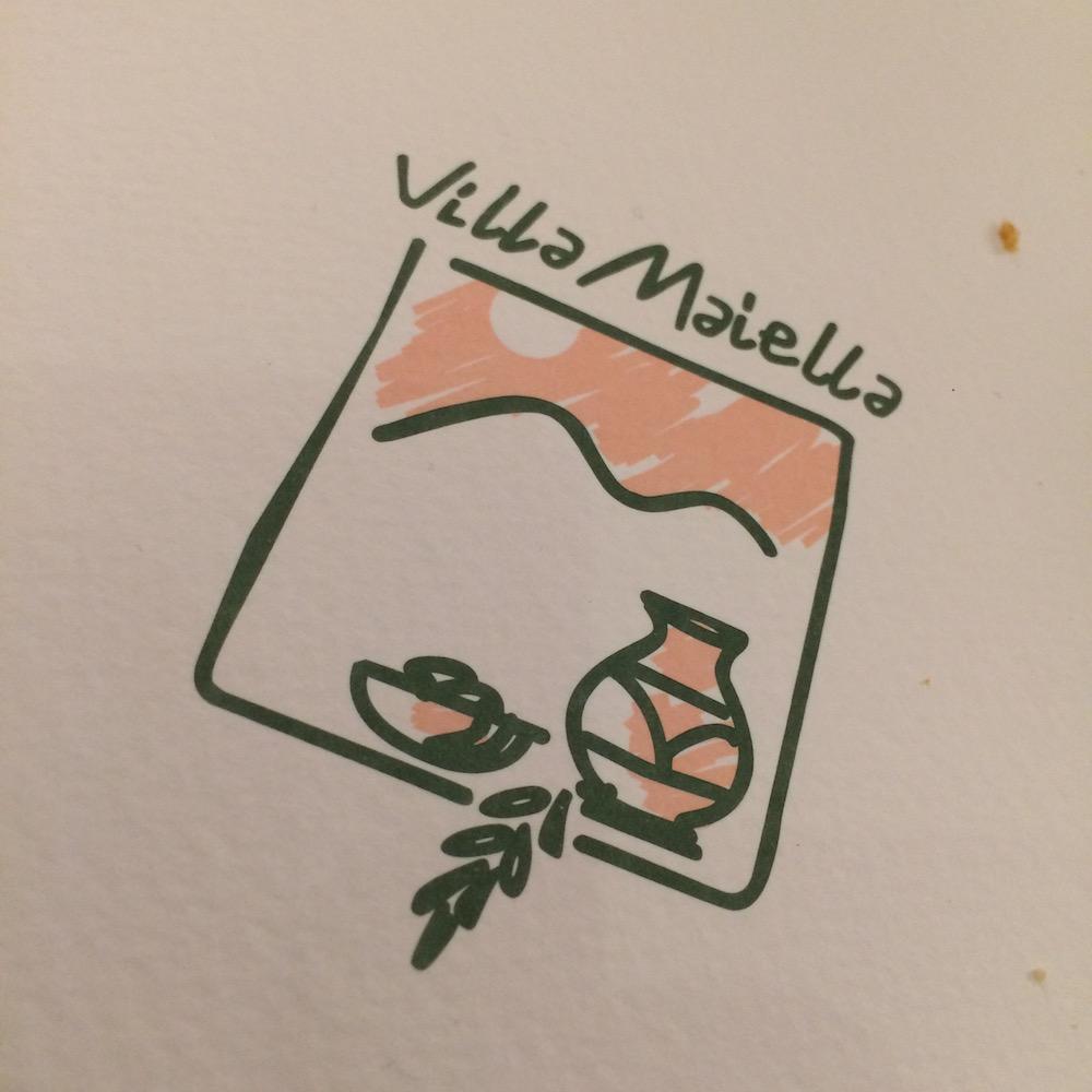 Villa Maiella logo