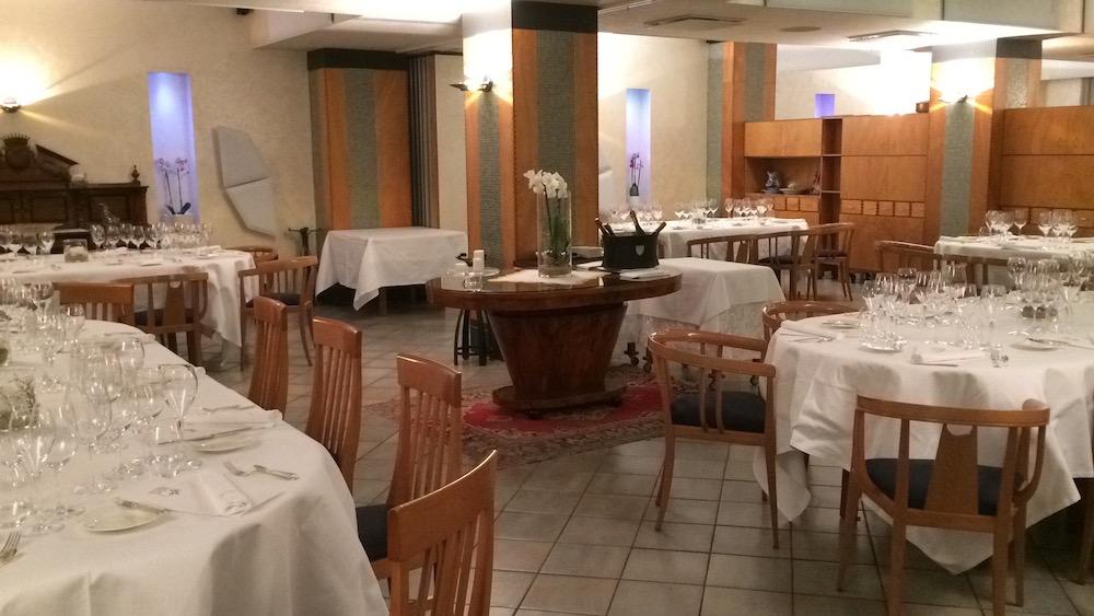 Villa Maiella - sala ristorante