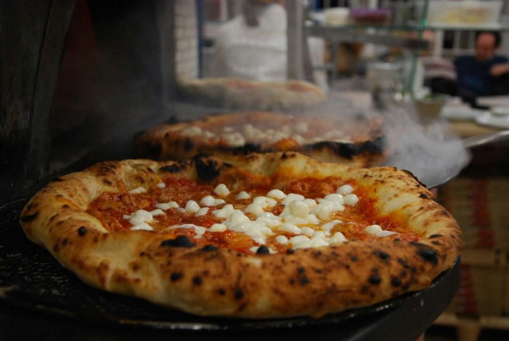 Il Cilento in una pizza