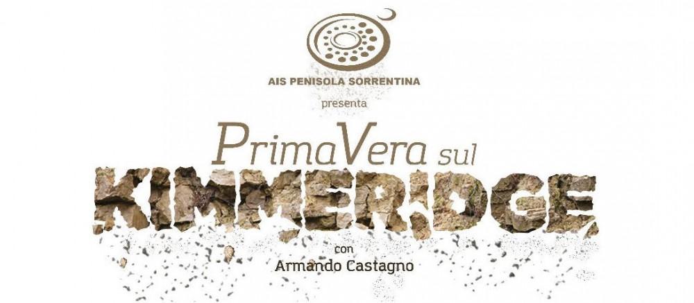 PrimaVera sul Kimmeridge con Armando Castagno