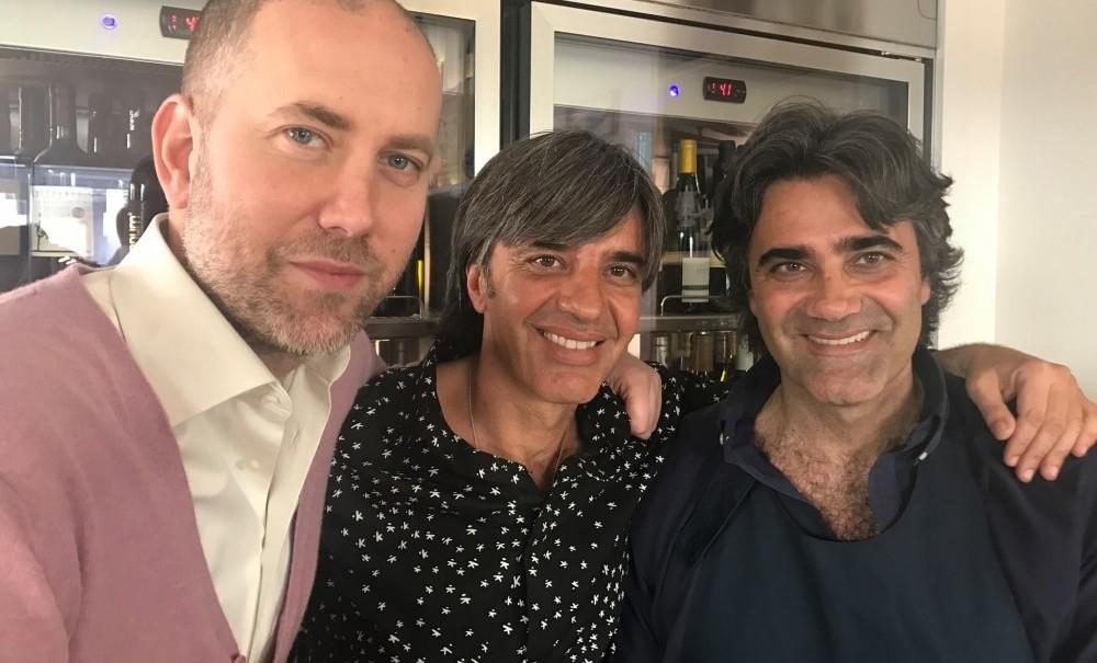 Pescheria, Guido Guariglia, Enzo e Fabio Esposito