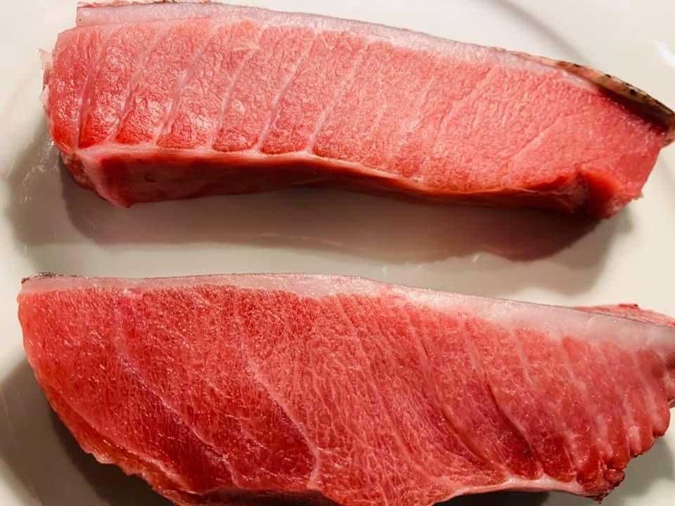 Pescheria, ventresca di tonno rosso