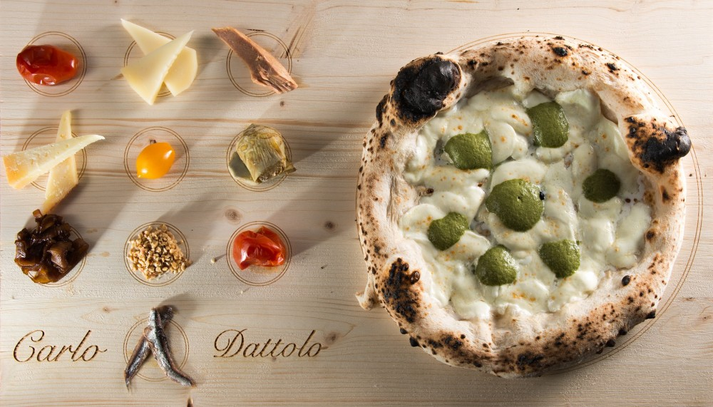 Pizzeria A'Chiazz - 'A campan
