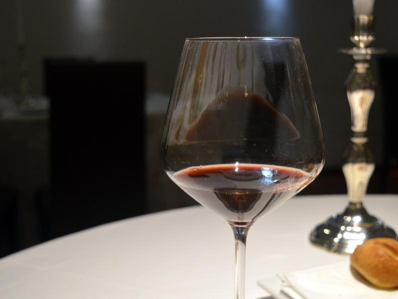 President, calice di vino