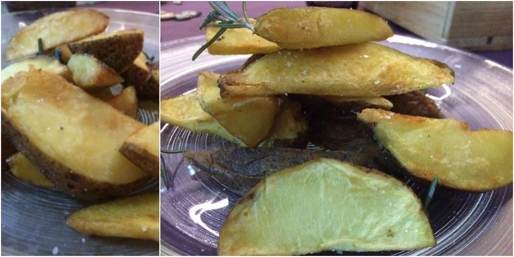 Binario Due, patate cafone