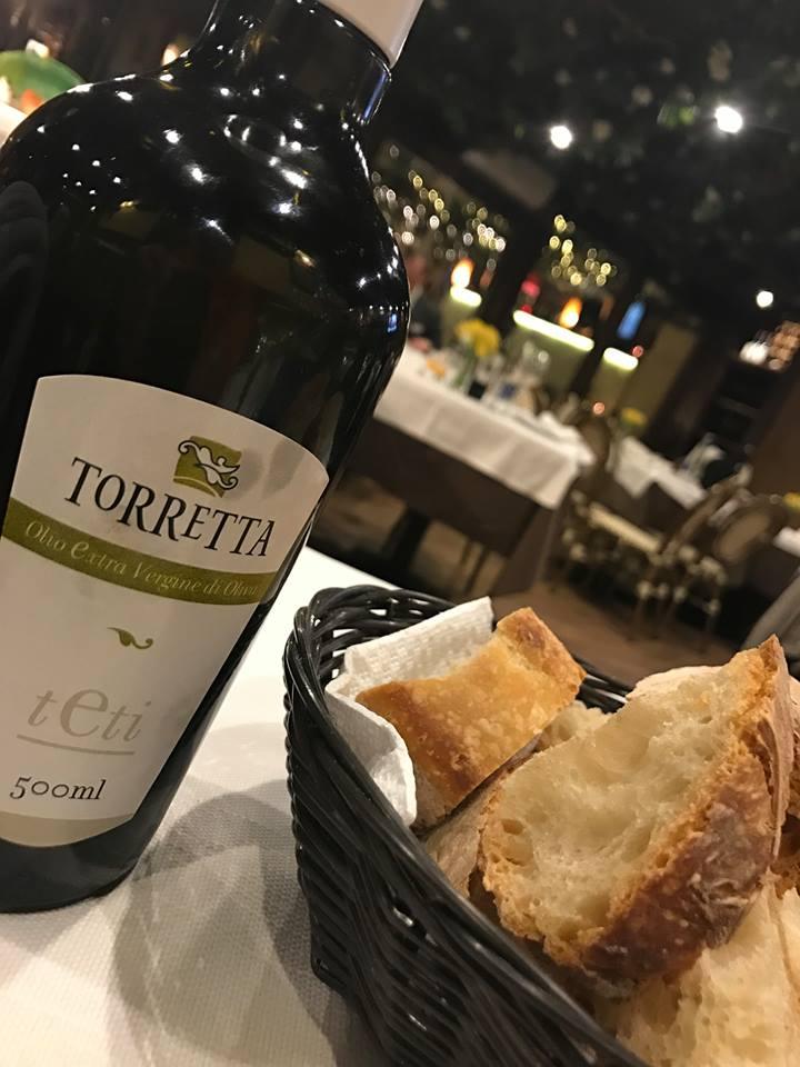 La Tradizione a Portici, l'olio