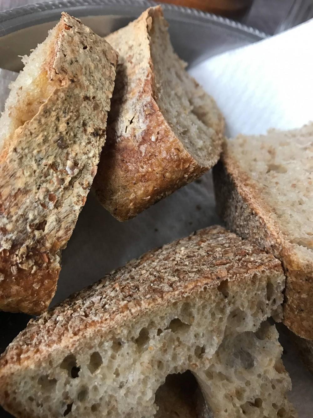 Il Cavallino, il pane integrale