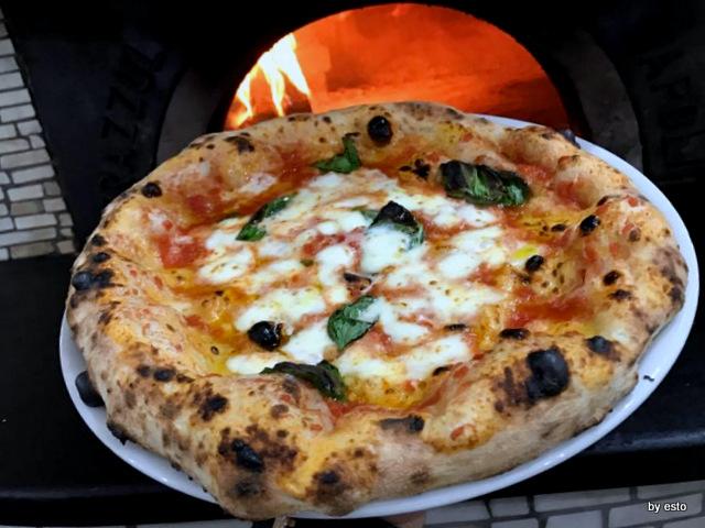 Antonio e Gigi Sorbillo pizza margherita