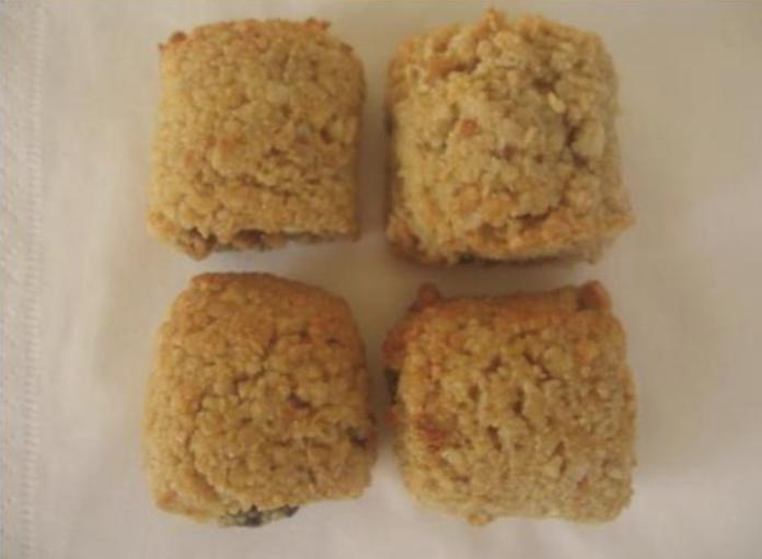 Biscotto di Ceglie Messapica presidio Slow Food