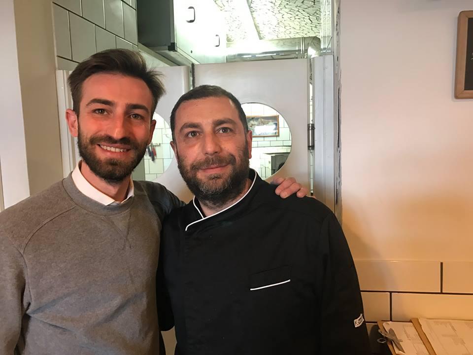 Claudio e Vincenzo Tramontano